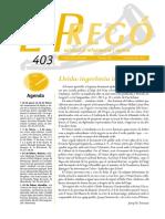 Prego 403