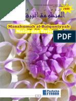 Manzhumah Baiquniyah - Matan Dan Terjemah [Tje-booK]