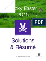 HackyEaster2015 Solutions High