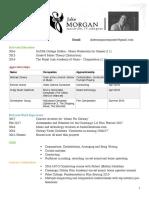 JAKE MORGAN CV for Journal of Music.pdf