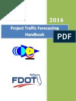 Livro - Project Traffic Forecasting Handbook (FDOT) - 2014