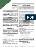 Conforman Comisiones de Selección para conducir los concursos públicos de convocatoria evaluación y selección de postulantes a los cargos de Presidente y miembro del Consejo Directivo de los Organismos Reguladores