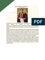 Exilio a Jamaica de Simon Bolivar