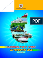 Karnataka Public Works Revised Departmental Code 2014