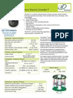 Netzer DS-37-16 Specsheet