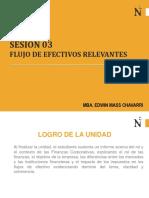 Sesión 03 - Flujo de Efectivos Relevantes