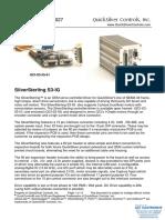 QuickSilverControls QCI-DS027 QCI-S3-IG