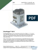 QuickSilver Controls QCI-DS031 QCI-N2-IX