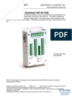 QuickSilver Controls QCI-DS003 QCI-D2-IGB