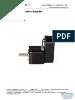QuickSilver Controls QCI-DS017 QCI-M11