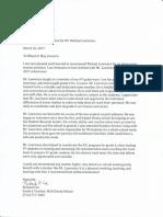 rich letter of rec