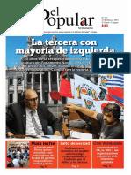 Anuario 2015 del semanario El Popular