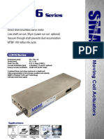 SMAC LCR16 Linear Rotary Actuator Brochure