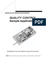 SMAC QC Sample Applications