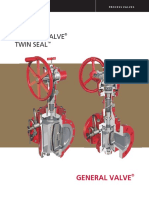 Twin Seal Valve Catalog