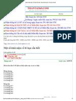 Một số khái niệm về lô bạn cần biết - Một số khái niệm về lô bạn cần biết.pdf