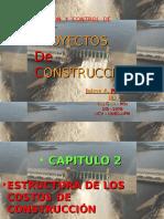 Análisis de Precios Unitarios estructura de Costos