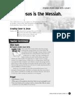 3rd4th Lesson 1 Jesus b