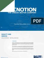 Tecnotion Torque Motor Brochure Ver 10120150120