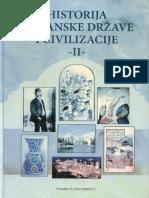 Historija Osmanske Države i Civilizacije 2 (o Umjetnosti)