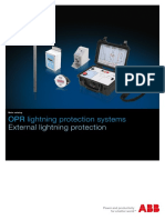 1TXH000247C0203 OPR Lightning Protection Systems En