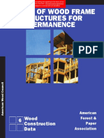 WCD 6 - Design of Wood Frame Structures for Permanence
