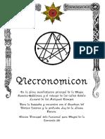 Necronomicon de Simon