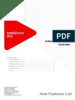 InteliDrive-IPU New Features