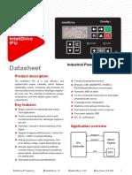 InteliDrive IPU Datasheet