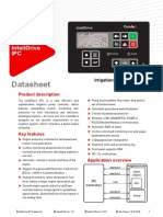 InteliDrive IPC Datasheet
