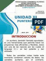 Clase - Unidad 3 Punteros (1).pptx