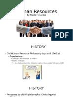EXPL - Human Resource Presentation