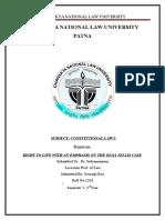 Chanakya National Law University (Subject Civil Procedure Code)