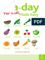 Karen Bali,Sally Child-5-A-day for Kids Made Easy. Quick and Easy Recipes and Tips to Feed Your Child More Fruit and Vegetables and...-Crimson Publishing_White Ladder Press (2010)