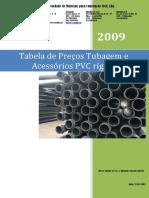 Tabela Preços - Eurotubo PVC 2010