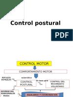 Control Postural 2016 II