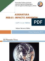 Impacto Ambiental - Capitulo 2 - La Tierra