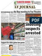 07-21-10 Issue of the Daily Journal