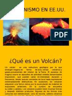 Vulcanismo en Usa
