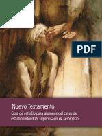 Nuevo Testamento- Guia de Estudio Para Alumnos Del Curso de Estudio Individual