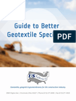 Guide to Better Geotextile Specifying US FABRICS (1)