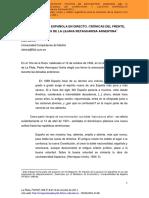 Niall Binns, La Guerra Civil Española en Directo. Crónicas Del Frente, Testimonios de La Lejana Retaguardia Argentina