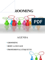 Grooming And Comunication.ppt