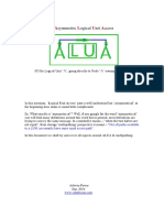 Alua - Asymmetric Logical Unit Access