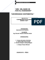 Informe Final Implementacion de Fuente Regulada(2)