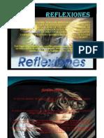 Reflexiones YMS