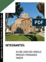 Arquitectura_Analisis Geometrico de Santa Irene