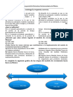 Segundo Examen Parcial de Estructura Socioeconómica de México