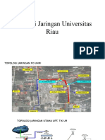Topologi Jaringan Universitas Riau