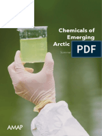 Chemicals of Emerging Arctic Concern